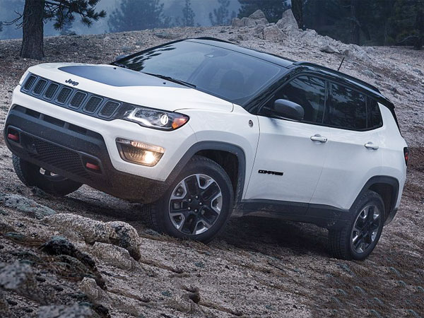 2017 Jeep Compass Add Off-Road Adventure