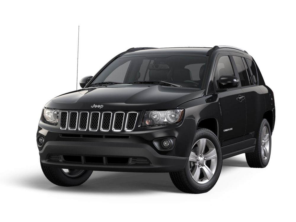 2017 Jeep Compass In Seneca Sc