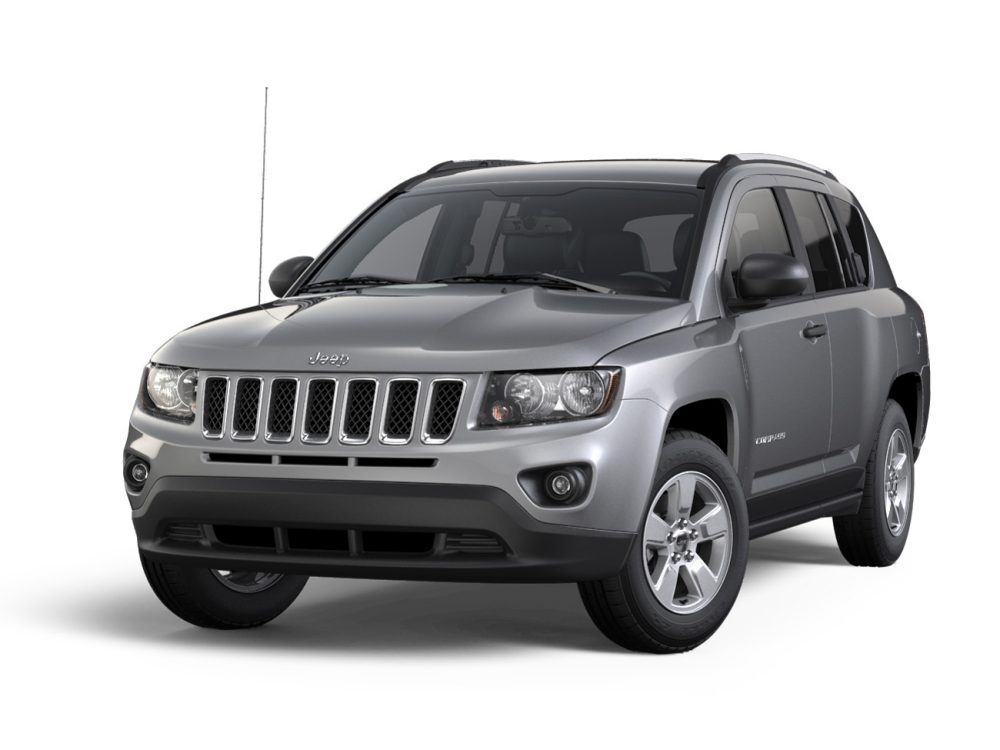 2017 Dodge Charger Msrp >> 2017 Jeep Compass in Seneca, SC