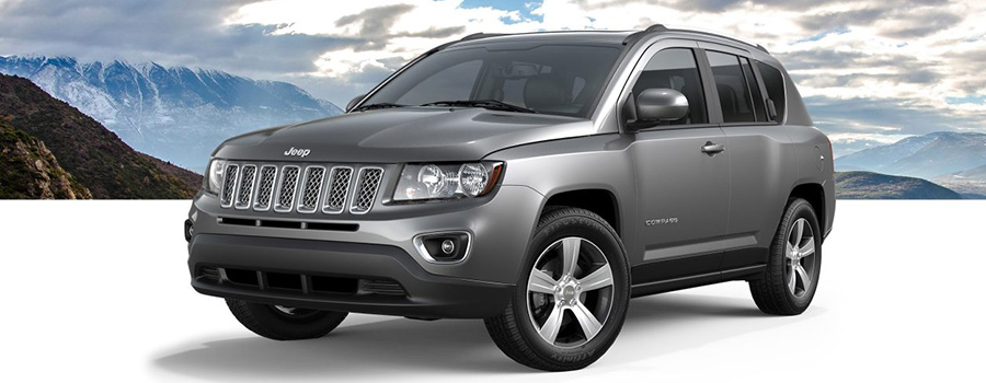 2017 Jeep Compass Captivating Aesthetics