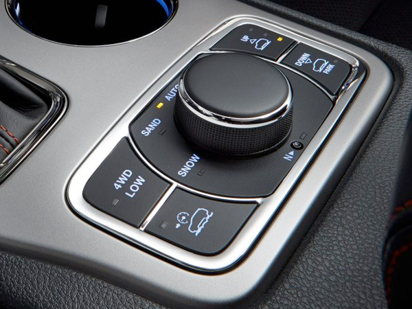 Selec-Terrain® Traction Control System