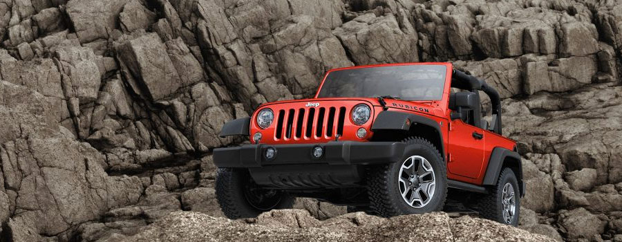 2017 Wrangler RUGGED GOOD LOOKS