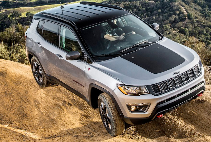 Dayton Andrews Jeep >> 2018 Jeep Compass in Clearwater, FL, Serving Bradenton, St ...