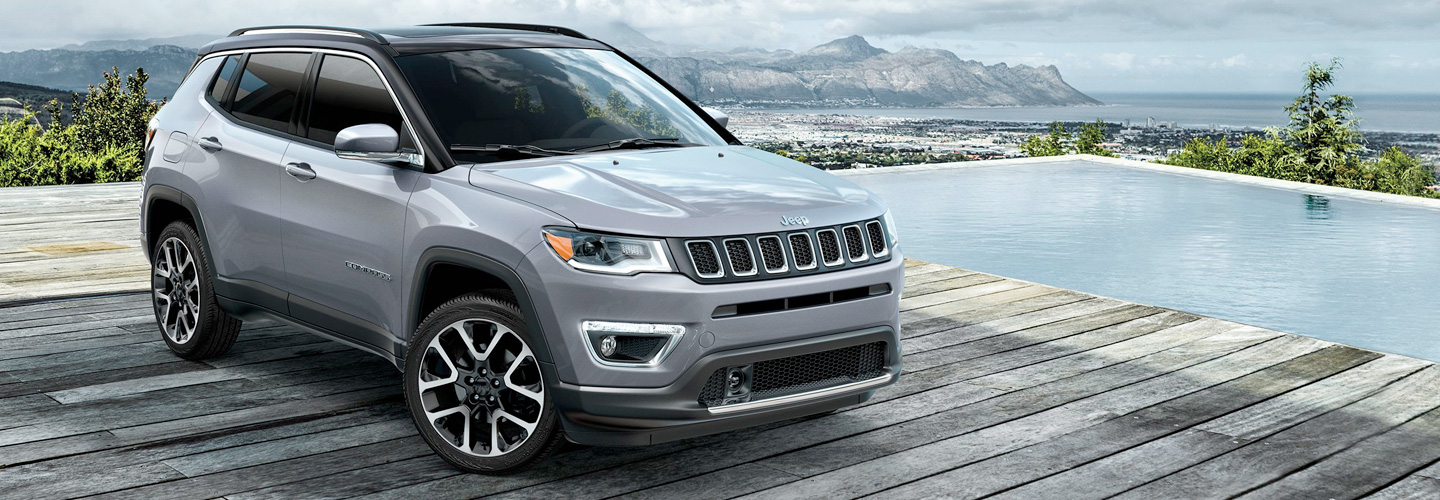 2018 Jeep Compass in Clearwater, FL, Serving Bradenton, St ...