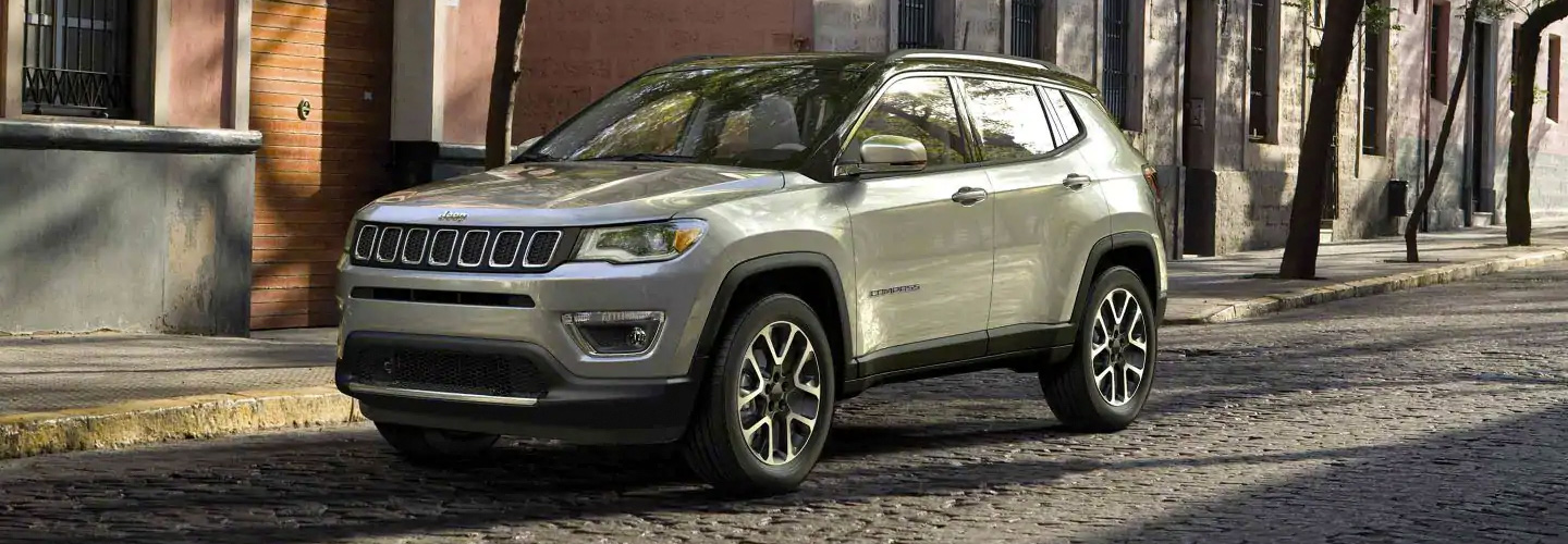 2019 Jeep Compass In Titusville Fl Serving Oviedo Orlando