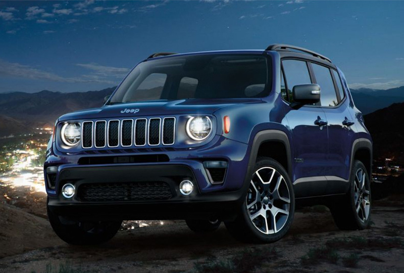 2019 Jeep Renegade Exterior Frisco TX