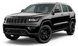 2020 Jeep GrandCherokee Overland