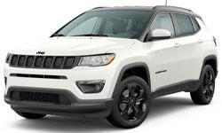 2021 Jeep compass altitude