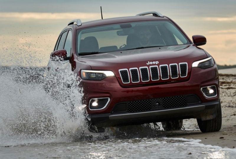 2021 Jeep Cherokee capability