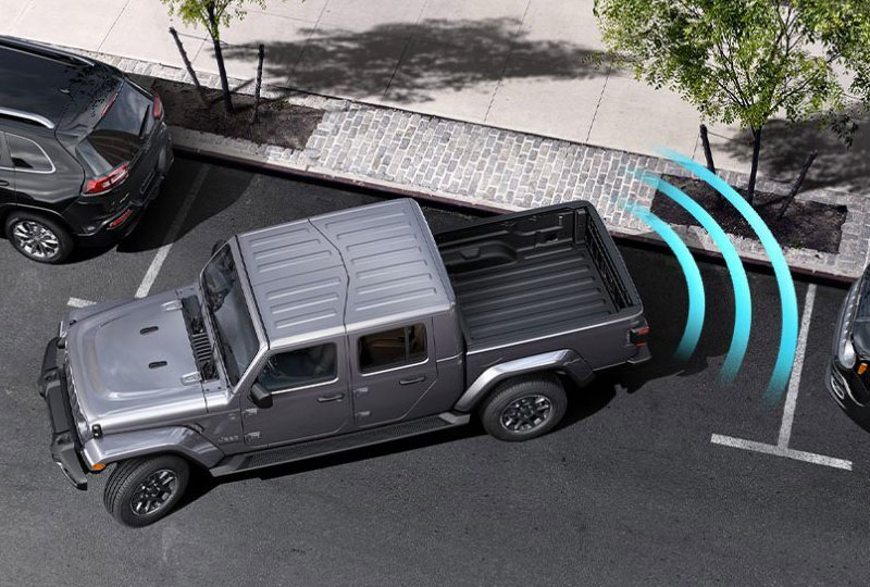2021 Jeep Gladiator ready