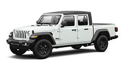 2021 Jeep Gladiator trims
