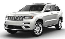 2021 Jeep Grand Cherokee trims