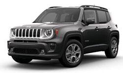 2021 Jeep Renegade  trailhawk