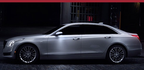 2016 Cadillac CONCIERGE LIGHTING