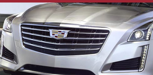 2016 Cadillac ACTIVE AERO GRILLE SHUTTERS