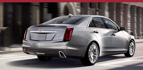 2016 Cadillac MAGNETIC RIDE CONTROL™