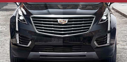 2016 Cadillac XT5 Crossover ULTRAVIEW® SUNROOF
