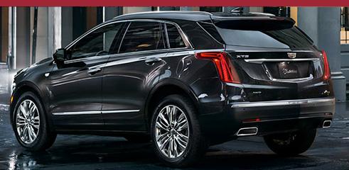 2016 Cadillac XT5 Crossover INNOVATIVE LIGHTING SYSTEM