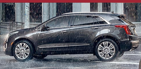 2016 Cadillac XT5 Crossover 3.6L V-6 ENGINE WITH 8-SPEED AUTOMATIC TRANSMISSION