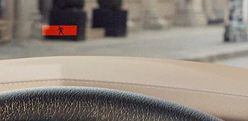 2016 Cadillac XT5 Crossover PEDESTRIAN COLLISION MITIGATION