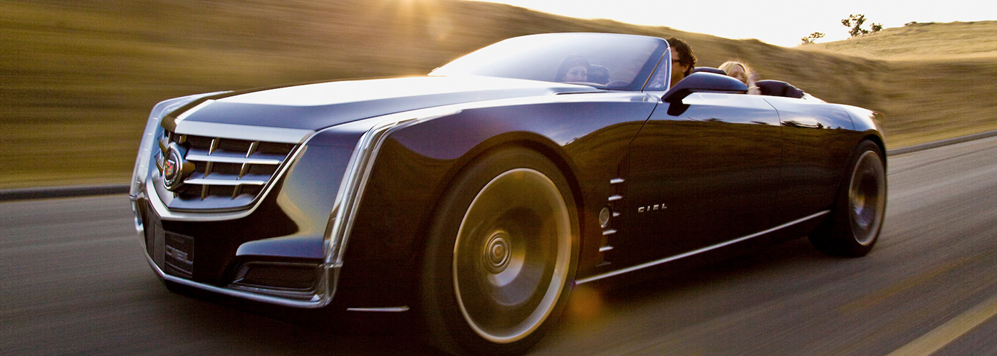 Cadillac Ciel Concept at Holman Cadillac