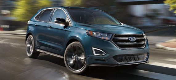2017 Ford Edge In Maple Shade Nj