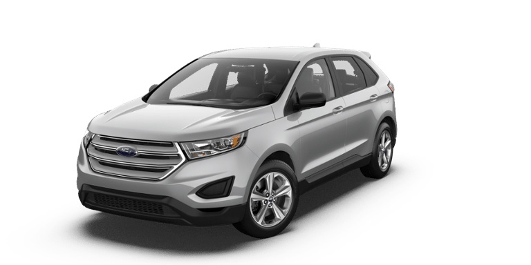 2017 ford edge in hickory nc. Black Bedroom Furniture Sets. Home Design Ideas