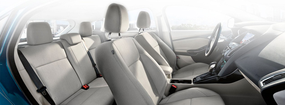 Focus Electric Eco-Conscious Interior