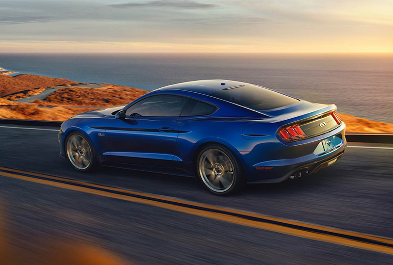 2018 Ford Mustang Coming Soon To Tony Serra Ford In