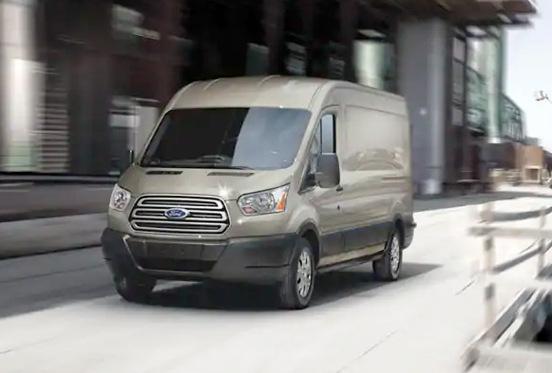 2019 Ford Transit Passenger Wagon performance Elgin IL