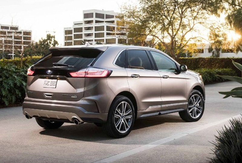 2019 Ford Edge: News, Changes, Arrival >> 2019 Ford Edge In Turnersville Nj Serving Deptford