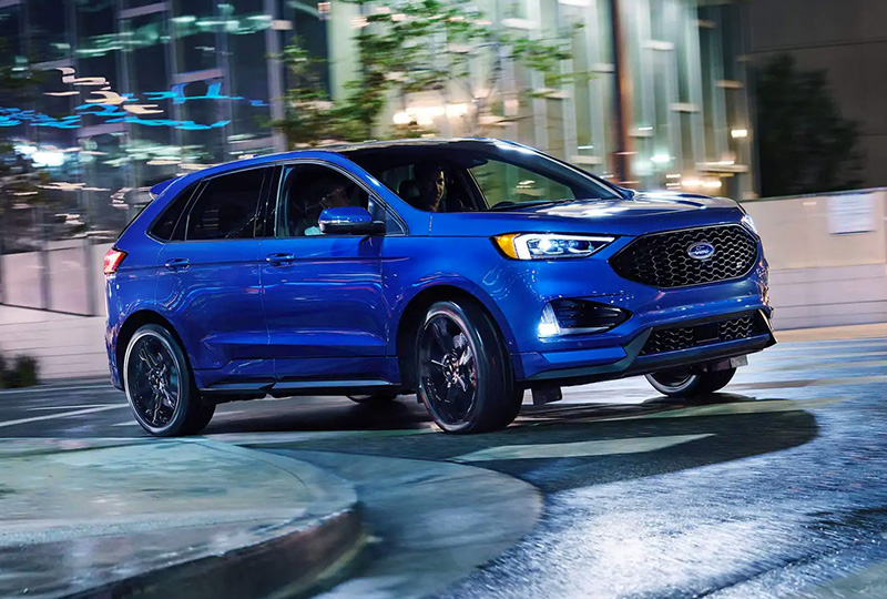 2019 Ford Edge ST Technology