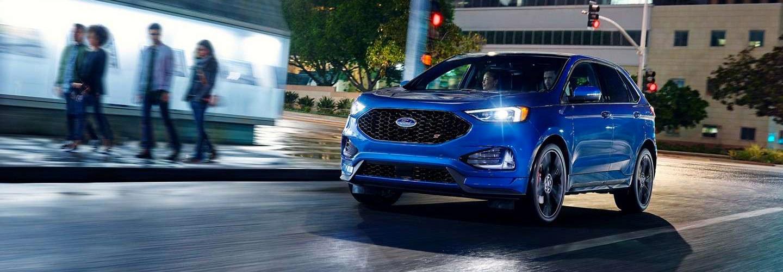 Ford Edge In Seneca Sc Serving Anderson Clemson Easley Greenville