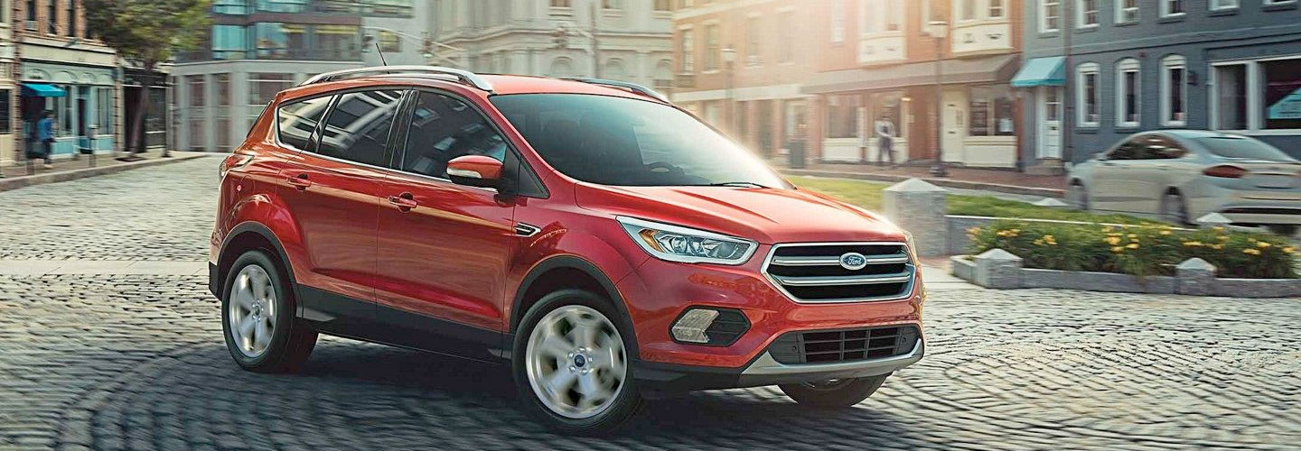 2019 Ford Escape in Slidell, LA, Serving New Orleans