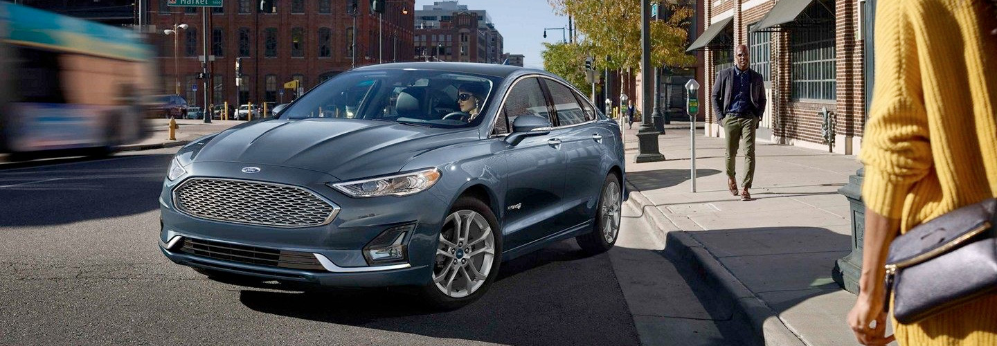 2019 Ford Fusion Hybrid for sale near West Palm Beach FL
