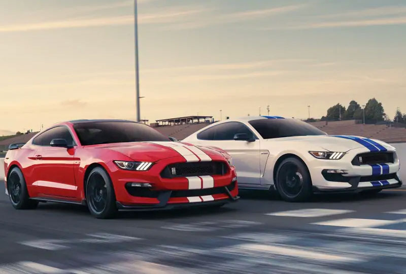 2019 Mustang Shelby GT350 Design