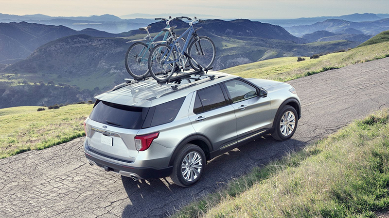 2020 Explorer Limited Safety