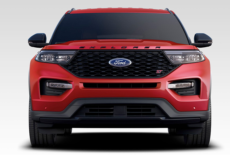 2020 Explorer Limited Design