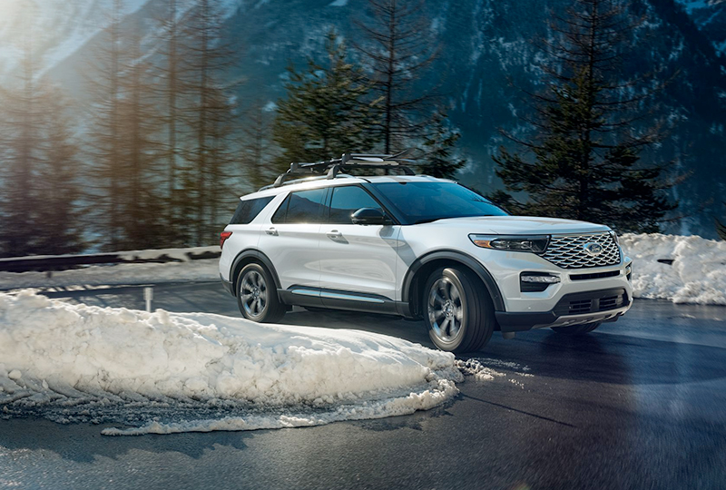 2020 Explorer Limited Technology