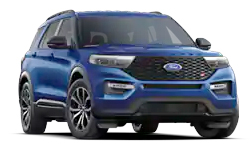 2020 Explorer Limited ST