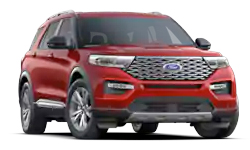 2020 Explorer Limited Platinum