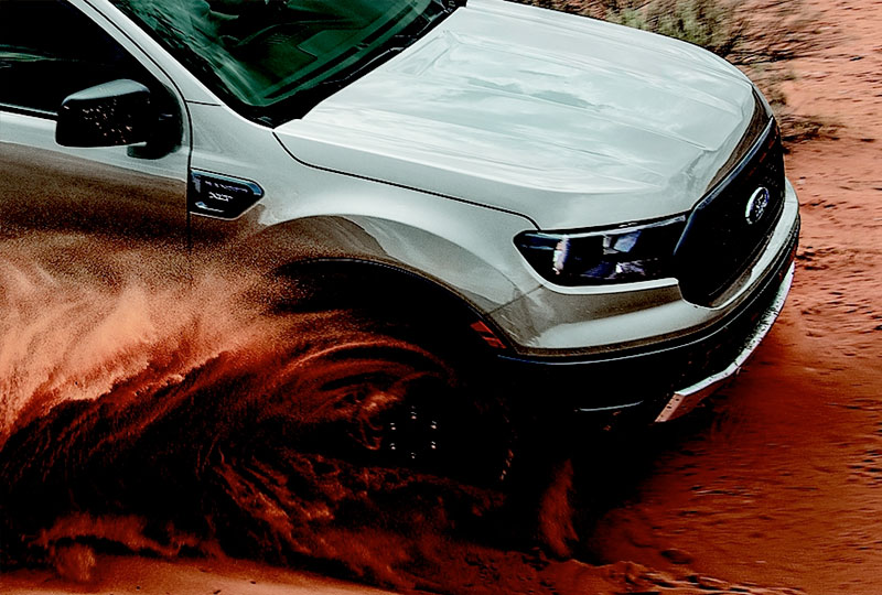 2020 ford Ranger Adventure