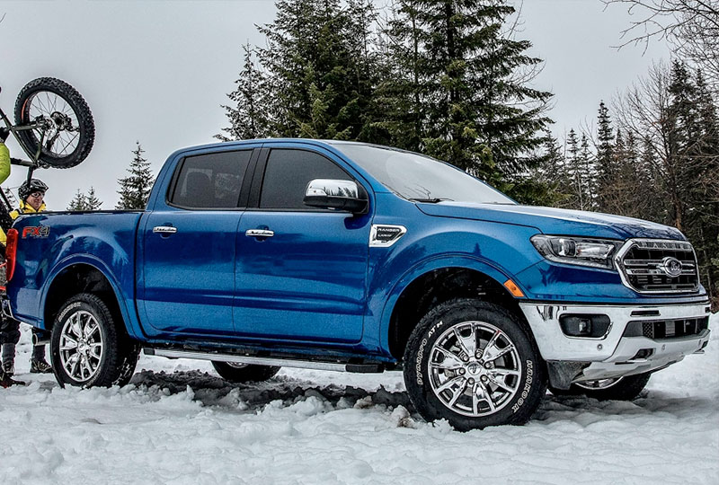 2020 ford Ranger Design
