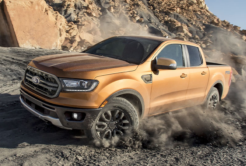 2020 ford Ranger tough
