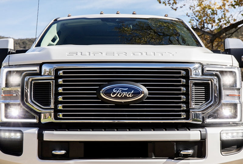 2020 Ford Super-Duty Capability