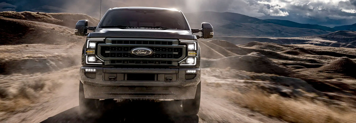 2020 Ford Super-Duty