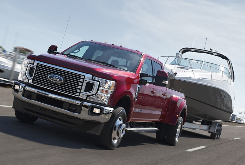 2020 Ford Super-Duty Smart