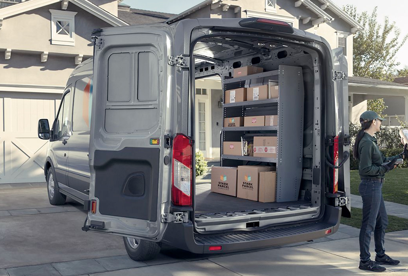 2020 Ford Transit Design Elgin IL