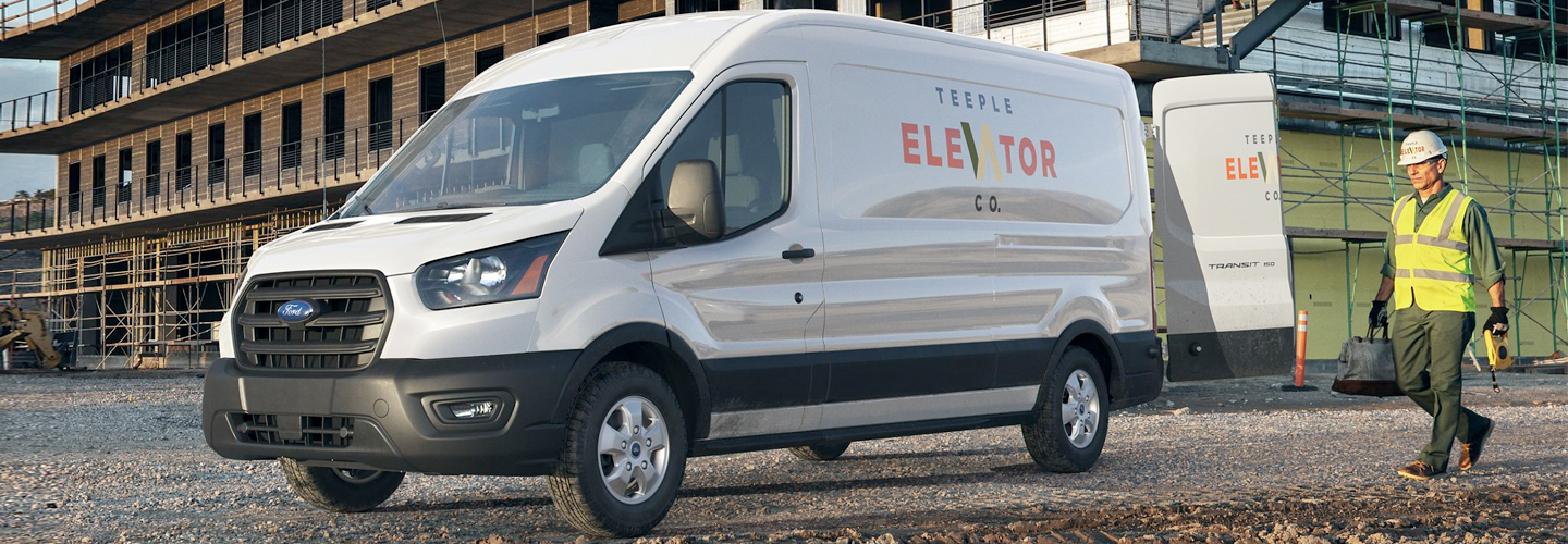 2020 Ford Transit Coming Soon Elgin IL