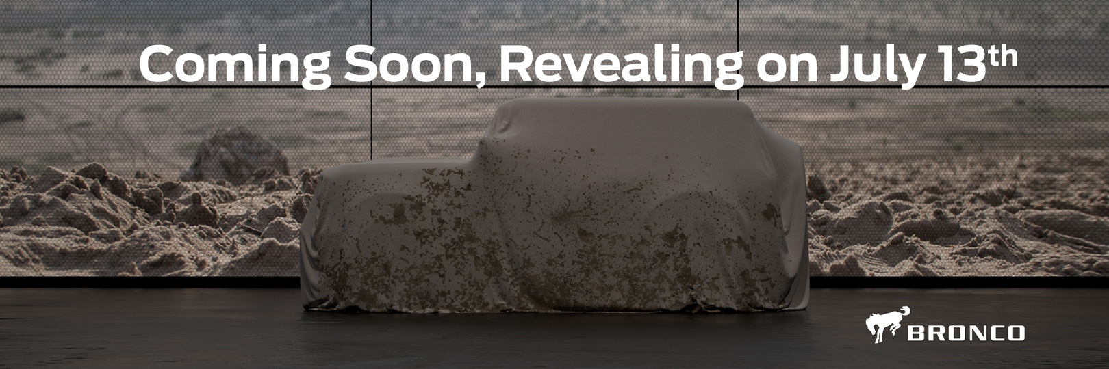 2020 Ford Bronco Coming Soon to Pompano Beach, FL, Close to Fort Lauderdale